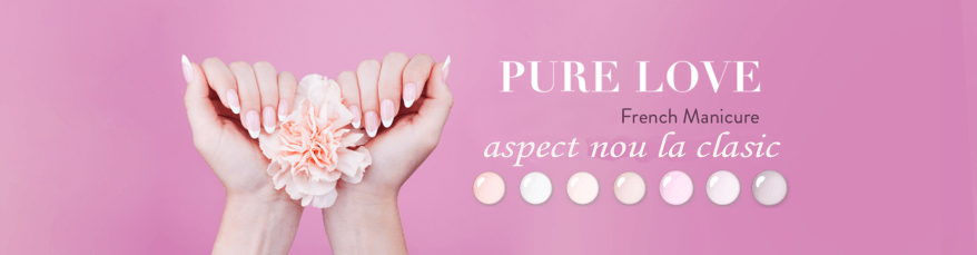 Pure love (French Manicure)